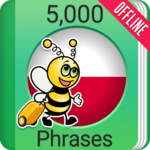 Learn Polish - 5000 Phrases icon