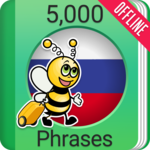Learn Russian - 5000 Phrases icon