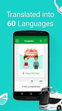 Learn Spanish - 5000 Phrases APK screenshot 1