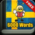 Learn Swedish Vocabulary - 6,000 Words icon