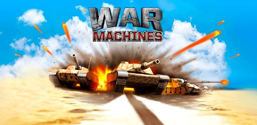 War Machines: Free Multiplayer Tank Shooting Games pc screenshot