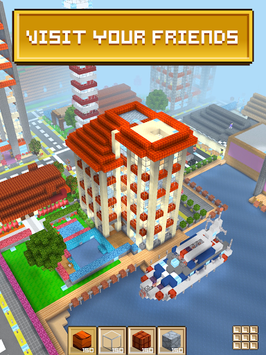 Block Craft 3D: Building Simulator Games For Free APK screenshot 1