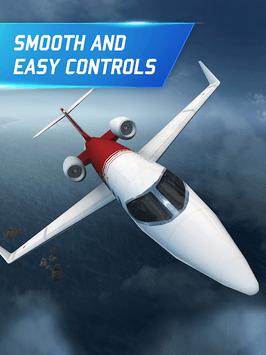 Flight Pilot Simulator 3D Free APK screenshot 1