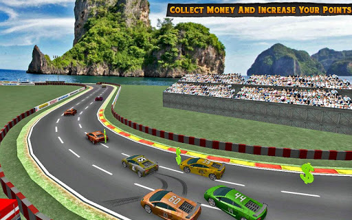 Turbo Drift 3D Car Racing 2017 APK screenshot 1