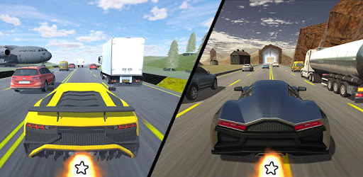 Racing Stars Car pc screenshot