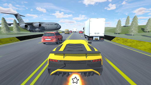 Racing Stars Car APK screenshot 1