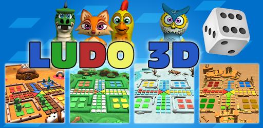 Ludo 3D Multiplayer pc screenshot