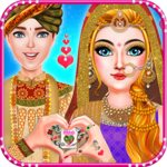Indian Wedding Girls Games icon