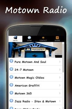Motown Music Radio APK screenshot 1