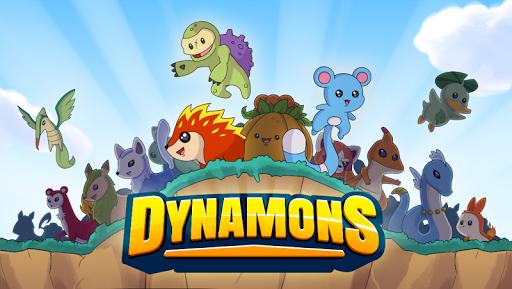 Dynamons by Kizi APK screenshot 1