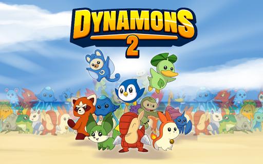 Dynamons 2 by Kizi APK screenshot 1