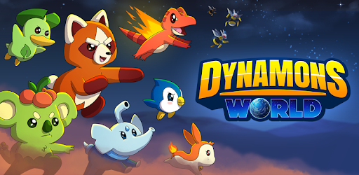 Dynamons World pc screenshot