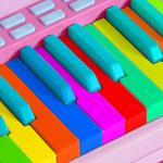 Rainbow Piano icon