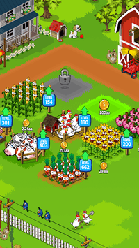 Idle Farming Empire APK screenshot 1