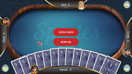 Spades APK screenshot 1
