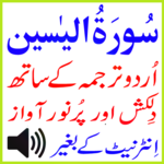 My Surah Yaseen Urdu Mp3 Basit icon