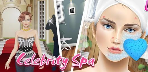 Celebrity SPA - girls games pc screenshot