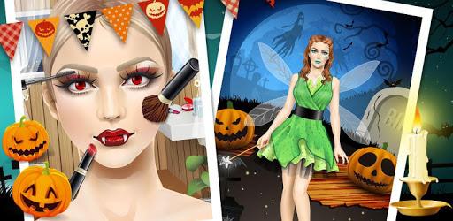 Halloween SPA - kids games pc screenshot