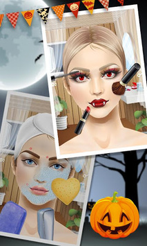 Halloween SPA - kids games APK screenshot 1