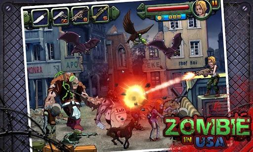 Kill Zombies Now- Zombie games APK screenshot 1