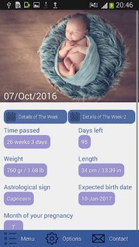 Pregnancy Tracker APK screenshot 1