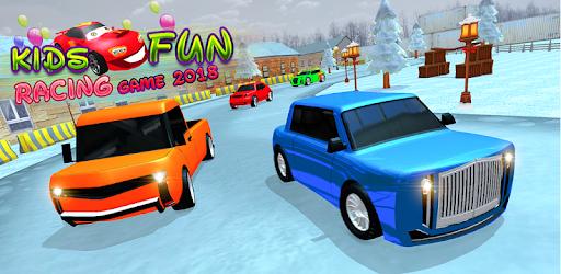 Kids Fun Racing Game 3D 2018 pc screenshot