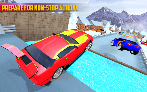 Kids Fun Racing Game 3D 2018 APK screenshot 1