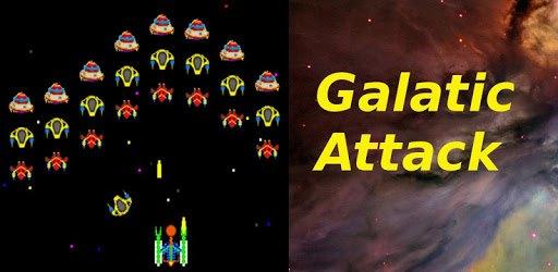 Galatic Attack pc screenshot