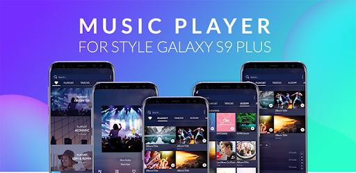 Music Player for Samsung Galaxy – S9 Mp3 Player pc screenshot
