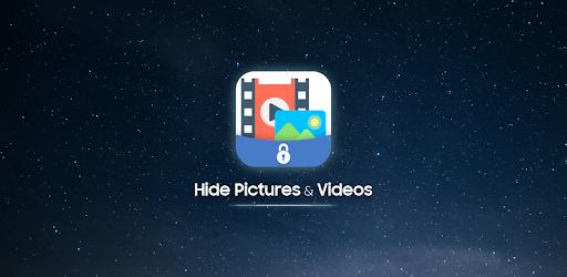 hide photo, video pc screenshot