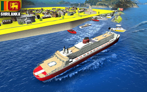 Ship Games Simulator APK screenshot 1
