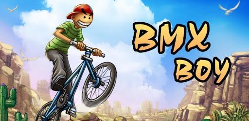 BMX Boy pc screenshot
