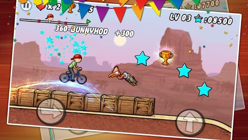 BMX Boy APK screenshot 1