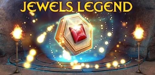 Jewels Legend pc screenshot