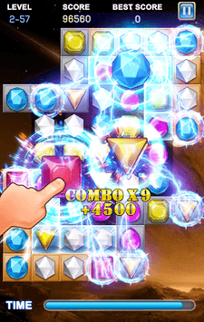 Jewels Star APK screenshot 1