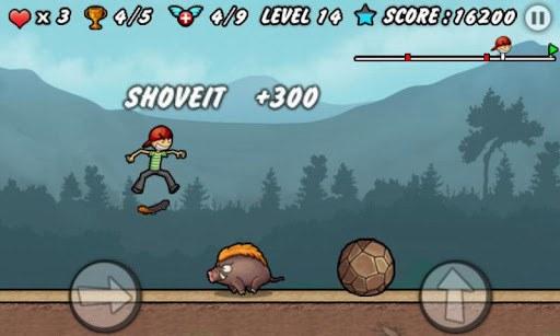 Skater Boy APK screenshot 1