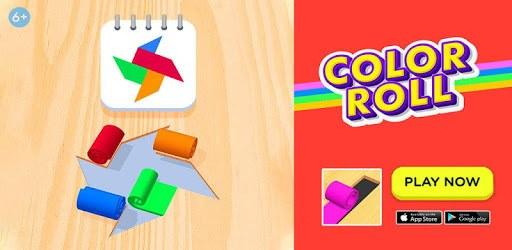 Color Roll 3D pc screenshot