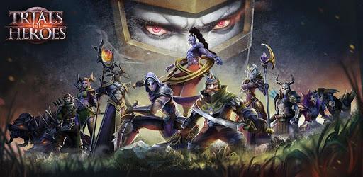Trials of Heroes: Idle RPG pc screenshot