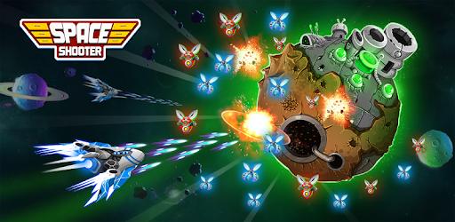 Space Shooter: Galaxy Attack pc screenshot