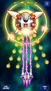 Space Shooter: Galaxy Attack APK screenshot 1