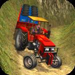 Offroad Tractor Farmer Simulator 2018: Cargo Drive icon