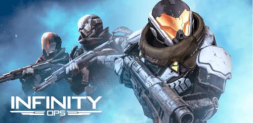 INFINITY OPS: Sci-Fi FPS pc screenshot
