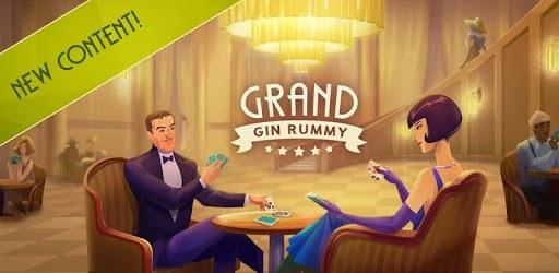 Grand Gin Rummy: The classic Gin Rummy Card Game pc screenshot