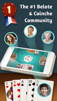 Belote.com - Free Belote Game APK screenshot 1