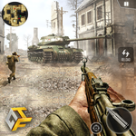 World War II Survival: FPS Shooting Game icon