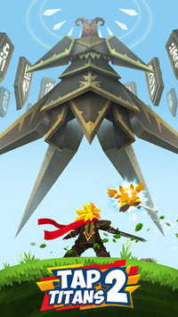 Tap Titans 2 APK screenshot 1
