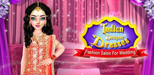 Indian Designer Dresses Fashion Salon For Wedding pc screenshot