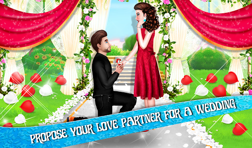 Princess Wedding Bride Part 1 APK screenshot 1