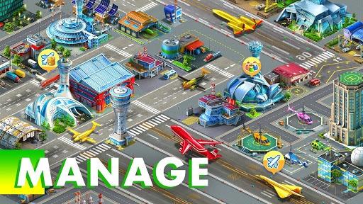 Airport City APK screenshot 1