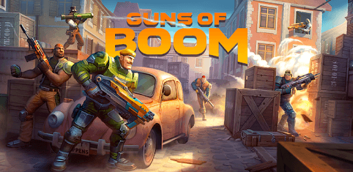Guns of Boom - Online PvP Action pc screenshot